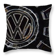 VW3 Throw Pillow