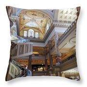 Vegas Luxury  Throw Pillow
