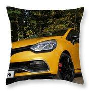 Vehicles Throw Pillow