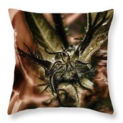 Velvet Under.... Throw Pillow