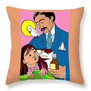 Ven. Jose Gregorio Hernandez - Mmjgh Throw Pillow