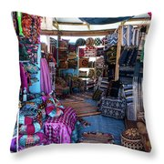 Vendor Artistry Throw Pillow