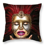 Venetian Throw Pillow