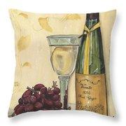 Veneto Pinot Grigio Throw Pillow
