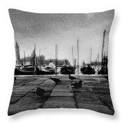 Venezia 2 Throw Pillow