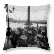 Venezia 3 Throw Pillow