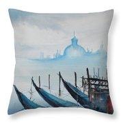Venice 2 Throw Pillow
