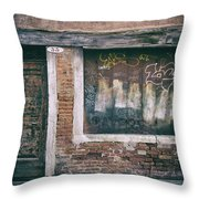 Venice - 53 Throw Pillow