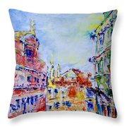 Venice 6-28-15 Throw Pillow