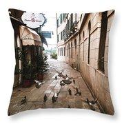 Venice, Castello 2 Throw Pillow