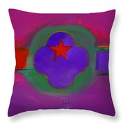 Venice Spiritual Throw Pillow