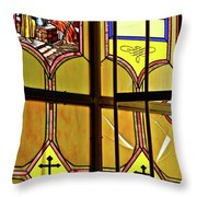 Ventana Throw Pillow