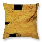 Ventanas De La Mesa Throw Pillow