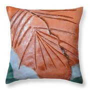 Venting - Tile Throw Pillow