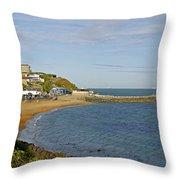 Ventnor Bay Throw Pillow