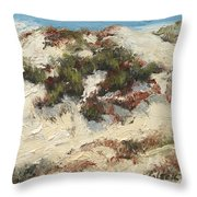 Ventura Dunes I Throw Pillow