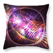 Venus Celestial Throw Pillow