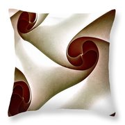 Venus Illuminations Throw Pillow