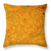 Venus Thermal Inertie Throw Pillow