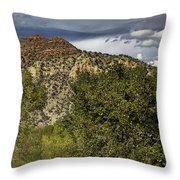 Verde Canyon Throw Pillow