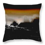 Verfluchtes Dorf - Cursed Village Throw Pillow