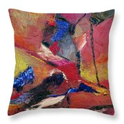 Verily Vivacious Throw Pillow