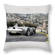 Veritas Rs IIi Throw Pillow