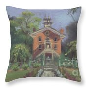 Vermilion Institute - Hayesville Ohio Throw Pillow