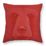 Circotm Decorative Pillow Mini Bear : Vermillion Bear Galaxy S7 Case for Sale by Sarah Jean