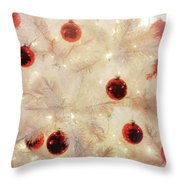 Vernons Tree Throw Pillow