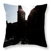 Verona Colisseum 1 Throw Pillow