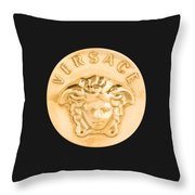 Versace Jewelry-1 Throw Pillow