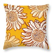 Very Vincent Throw Pillow