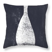 Vessel 3- Art By Linda Woods Throw Pillow