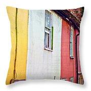 Vibrant Living Throw Pillow