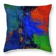 Vibration Throw Pillow