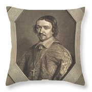 Victor Bouthillier Throw Pillow