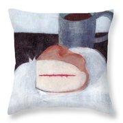 Victoria Sandwich  Throw Pillow