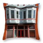 Victorian Style Throw Pillow