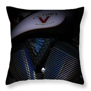 Victory Eagle 1485 H_2 Throw Pillow