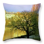 Vienna 1 Throw Pillow