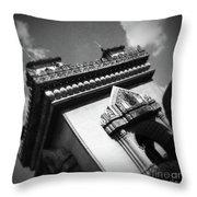 Vientiane Arch Throw Pillow