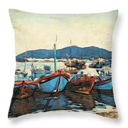 Vietnam 2015 119 Throw Pillow