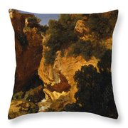 View At Tivoli Throw Pillow