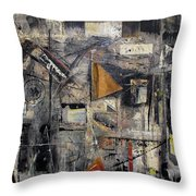 View Castletower Throw Pillow