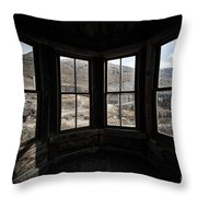View From Animas Forks Throw Pillow