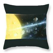 View Master Throw Pillow