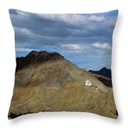 View Of The View Throw Pillow