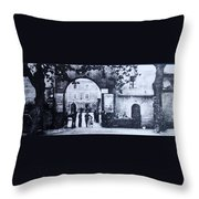 Villafranca Throw Pillow