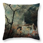 Village Vivy Throw Pillow